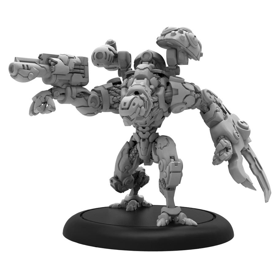 Warcaster Aeternus Continuum Hierotheos Raxis Hero Solo