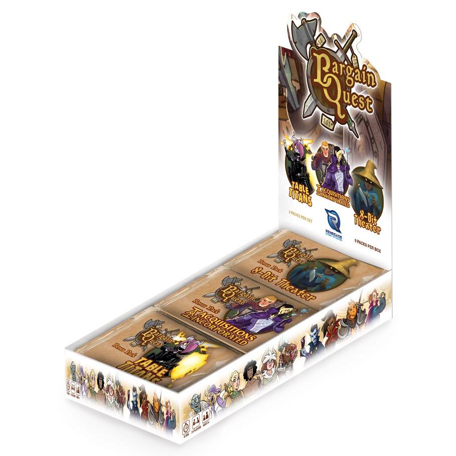 board game Game Shop promo board renegade New Bargain Quest